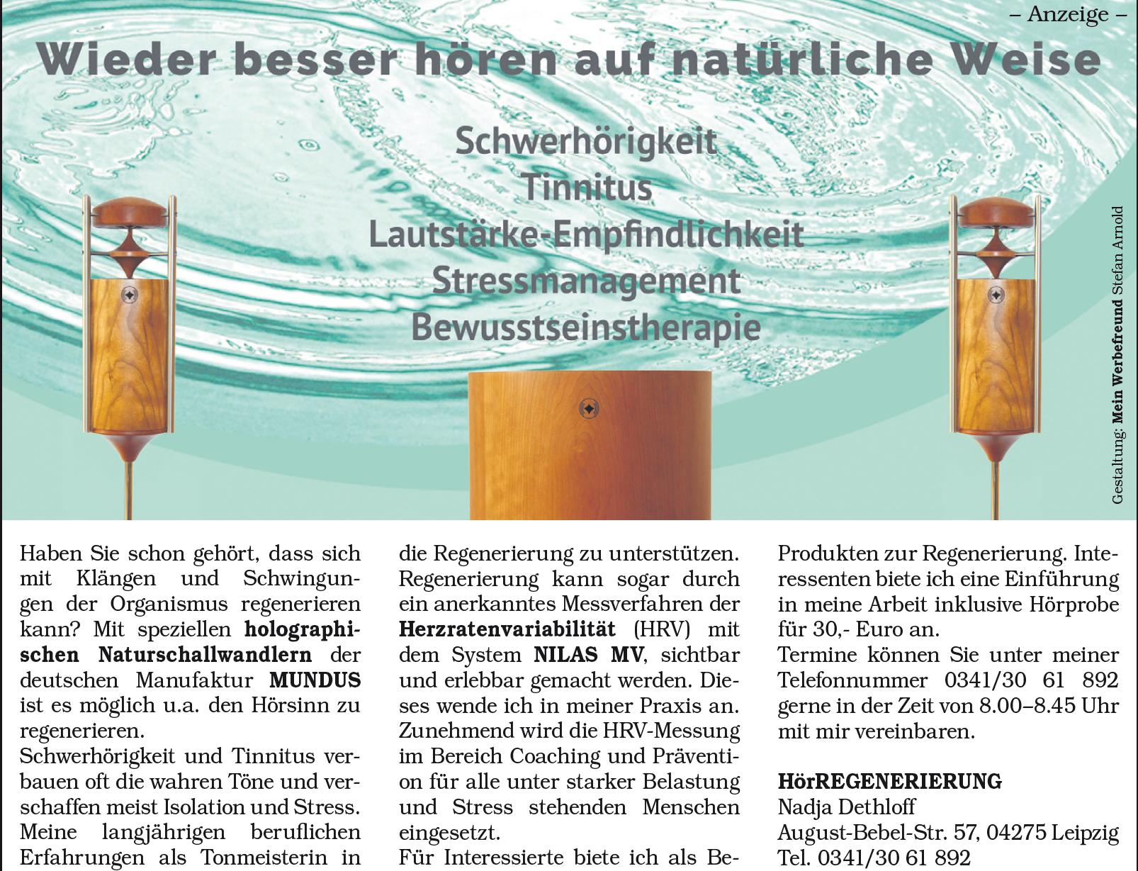 Artikel  In Der Rundschau Vom 17.10.18